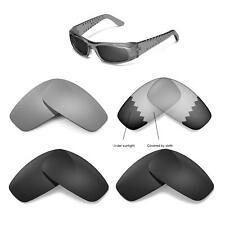 Walleva Replacement Lenses for Spy Optic MC Sunglasses - Multiple Options