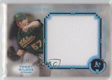 2013 Topps Museum Collection #MMJR-TM Tom Milone Oakland Athletics Baseball Card