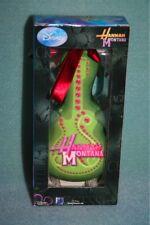 Hannah Montana Disney Tv Show Miley Cyrus Green Guitar Christmas Ornament NEW
