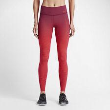 Nike 814287 Women's $150 Power Legendary Tights Print Mid-rise Training  Pants