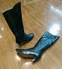 Tony Bianco black knee high boots
