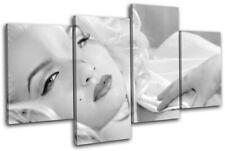 Marylin Monroe Movie Greats MULTI TOILE murale ART Photo Print