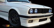 BMW E30 DTMFiberWerkz Style Lip With DTM Splitter FRP