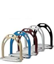 Staffe inglesi in alluminio per equitazione New Innovative