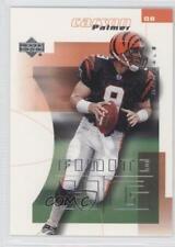 2004 Upper Deck Finite HG #20 Carson Palmer Cincinnati Bengals Football Card