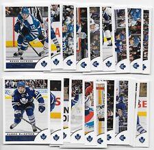 13/14 SCORE BASE TEAM SETS Hockey (ANA-WPG) U-Pick From List