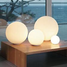 New Modern Globe Ball Round Glass Floor Table Desk Lighting Light Lamp One Piece