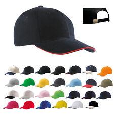 Beechfield Baseball-Cap 6-Panel-Cap Kappe LOW PROFILE 6 PANEL DAD CAP Neu CB653