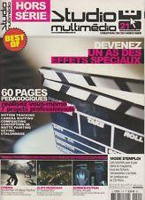 STUDIO MULTIMEDIA / HORS SERIE N° 21 / OCT.-NOV. 2004 /EFFETS SPECIAUX-MOTION T.
