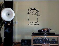 Vinyl Wall Decal. Sticker. Napstablook Undertale