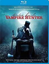 Abraham Lincoln: Vampire Hunter (DVD, 2012) Benjamin Walker WS NEW FAST SHIP