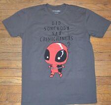 Marvel Comics Deadpool Tee Officially Licensed tee Mens T-Shirt Kawaii Dead pool