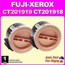 2x CT201918 CT201919 Generic BK Toners for Xerox DOCUPRINT P255DW M255Z