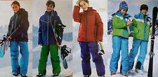 Kinder Skianzug funktionell, 2 tlg. verschiedene Größen und Farben ***NEU&OVP***