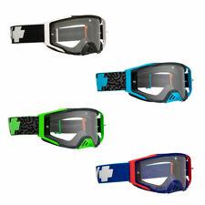 Spy Optics Foundation Goggle 2019 - Motocross MX Mountain Bike MTB Enduro Clear