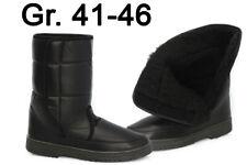 Herren Winterstiefel Stiefel Boots NEU Snowboots Schneestiefel @2687