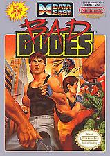 Bad Dudes (Nintendo Entertainment System, 1990) NES