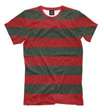 Freddy Krueger sweater t-shirt fear horror halloween Uniform costume print