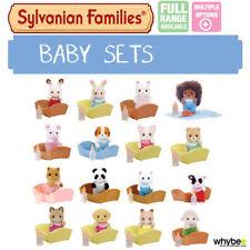 Sylvanian FAMILIES BABY SET Full Range Scegli la tua Set Nuovo in Scatola