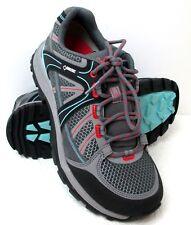 Women's Cabela's XPG 2.0 Waterproof Low Hikers w/GORE-TEX Char/Red/Blue Shoes