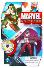 Marvel Universe Series 3 Falcon Figure 013  MINT