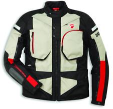 Ducati Spidi Atacama C1 Hombre Moto Chaqueta de Tela