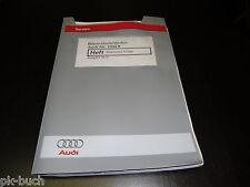 Werkstatthandbuch Audi A6 C5 ab 1998 Elektrische Anlage Elektrik Stand 08/1997