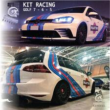 Kit Racing Golf Mk 7 6 5 Gti Aufkleber Volkswagen Le Mans Car Wrapping
