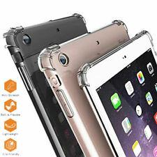 "Fits iPad 2/3/4 9.7"" iPad Mini 5 4 3 iPad Air 1 Shockproof Clear Gel Case Cover"