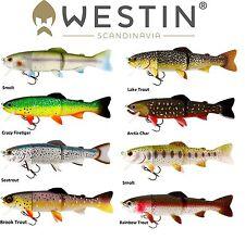 Westin Tommy the Trout 25cm 160g, Schleppköder fürs Hechtfischen
