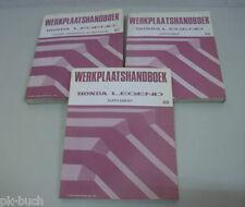 Werkstatthandbuch Werkplaatshandboek Honda Legend Serie 1 Bauj.1985-1990