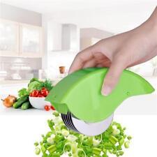 Vegetable/Herbs/Potato Roller Mincer Cutter Slicer Chopper Sharp Wheel Blades CB