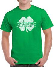 261 Slainte mens T-shirt Ireland St. Patricks Day drunk beer party drink irish