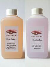 New Nail Art Nagel Cleaner Pinselreiniger 100ml-5000ml Flüssigkeit Reinigung Gel