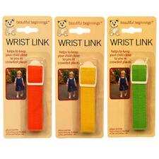 Adjustable Child Safety Wrist Link Toddler Walking Strap Safety Rein harness