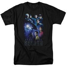 Star Trek Beyond Movie Cast & Crew Adult Licensed Tee Shirt Sizes S-3XL