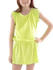 Brunotti Vestido de verano vestido de playa Elástico Amarillo icoro Bordado
