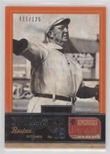 2013 Panini America's Pastime #161 Cy Young Boston Red Sox Baseball Card