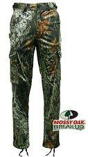 Mossy Oak Para Hombre Impermeable Camuflaje trouser al aire libre | Caza CAMO pantalones de trabajo