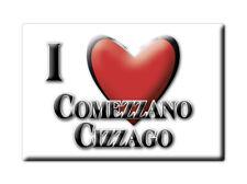 CALAMITA LOMBARDIA FRIDGE MAGNET MAGNETE SOUVENIR LOVE COMEZZANO-CIZZAGO (BS)