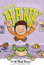 Stop That Frog! #3 Here's Hank