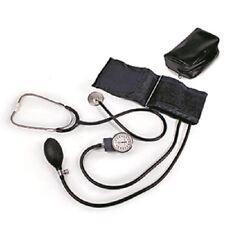 Professional Quality Aneroid Sphygmomanometer Blood Pressure Monitor Stethoscope