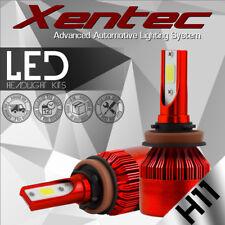 H11 H9 PHlLlP LED Headlight Conversion Kit 388W 38800LM LOW Beam Bulbs 6500K