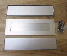 alluminio cassetta delle Lettere Postale piatto per LALETTERA COPERTURA ordine