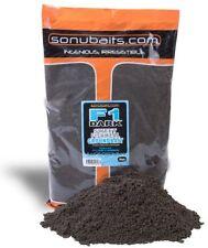 Sonubaits F1 Sweet Fishmeal Groundbait Full Range Coarse Match Fishing