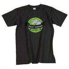Zeck Tshirt T-Shirt CTB (=Connect the Beast) Angelshirt Bekleidung Wallerangeln