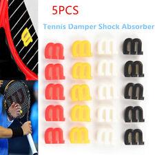 5pcs Tennis Damper Shock Absorber to Reduce Tenis Racquet Vibration Dampeners