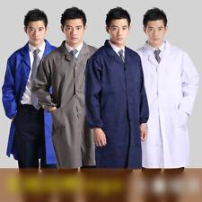 Warehouse Workwear Coat Store Laboratory Uniform Gown Dustproof Factory Jacket