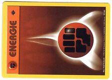 POKEMON BASE ALL (GERMAN) 1ed N°  97/102 FIGHT ENERGIE