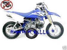 1 SET YAMAHA TTR50 MOTORCYCLE TRAINING WHEELS TTR 50 R 50 E FITS TTR T T R!!
